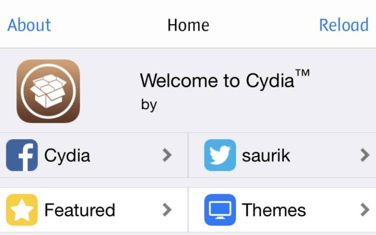 cydia fake location