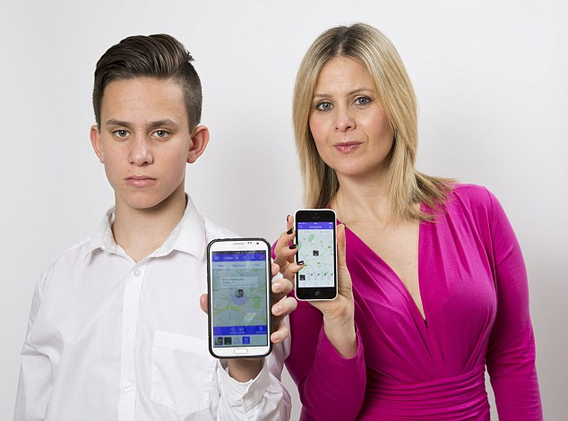 parents monitor your phone