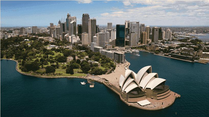 find pokemon at Circular Quay Sydney