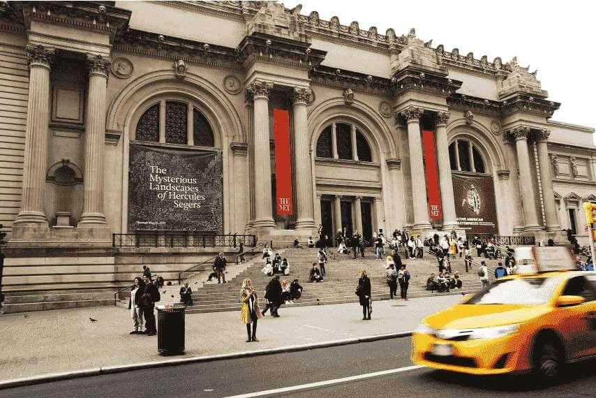 find pokemon at Metropolitan Museum of Art NY