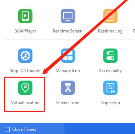 select virtuallocation