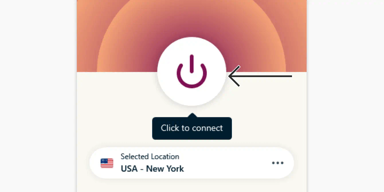 expressvpn click to connect