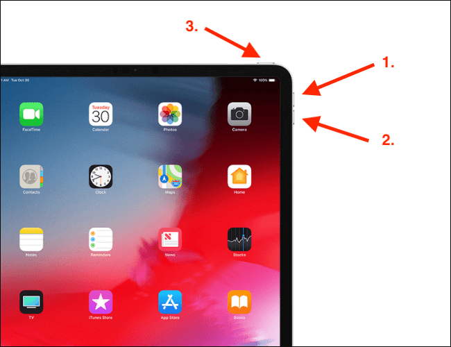 force restart iphone without home button