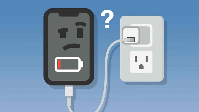 iphone charging issue